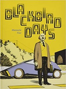 Blackbird Days cover