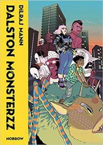Dalston Monsterzz cover