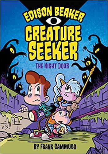 Edison Beaker Creature Seeker cover