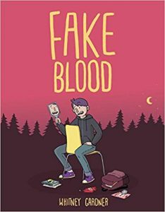 Fake Blood cover