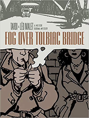 Fog Over Tolbiac Bridge cover