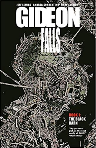 Gideon Falls Volume 1 cover