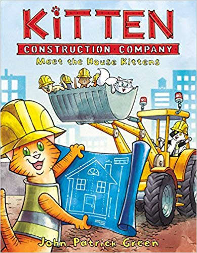 Kitten Construction Company cover