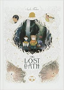 The Lost Path cover